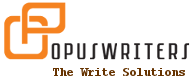 Opus Writers Logo
